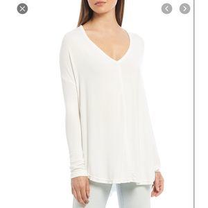 Free People Moonshine Knit Tunic Oversized $69
